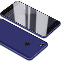 Hard Rigid Plastic Matte Finish Cover for Xiaomi Redmi Note 5A High Edition Blue