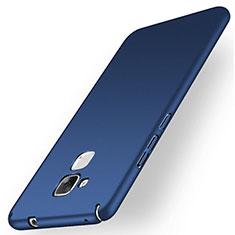 Hard Rigid Plastic Matte Finish Cover M01 for Huawei GR5 Mini Blue