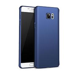 Hard Rigid Plastic Matte Finish Cover M01 for Samsung Galaxy Note 5 N9200 N920 N920F Blue