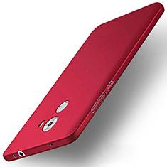Hard Rigid Plastic Matte Finish Cover M01 for Xiaomi Mi Mix Red