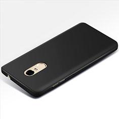 Hard Rigid Plastic Matte Finish Cover M01 for Xiaomi Redmi Note 4X High Edition Black