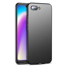 Hard Rigid Plastic Matte Finish Snap On Case for Huawei Honor 10 Black