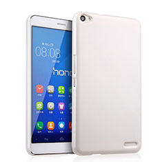 Hard Rigid Plastic Matte Finish Snap On Case for Huawei MediaPad X2 White