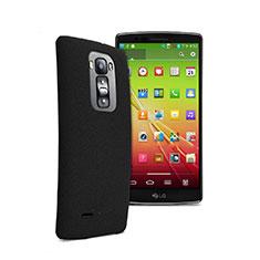 Hard Rigid Plastic Matte Finish Snap On Case for LG G Flex 2 Black