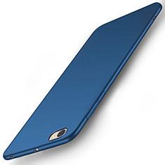 Hard Rigid Plastic Matte Finish Snap On Case for Xiaomi Redmi Note 5A Standard Edition Blue