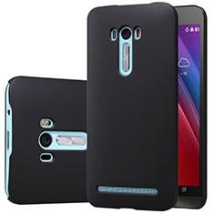 Hard Rigid Plastic Matte Finish Snap On Case M01 for Asus Zenfone Selfie ZD551KL Black