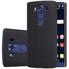 Hard Rigid Plastic Matte Finish Snap On Case M01 for LG V10 Black