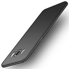 Hard Rigid Plastic Matte Finish Snap On Case M01 for Samsung Galaxy J5 (2016) J510FN J5108 Black