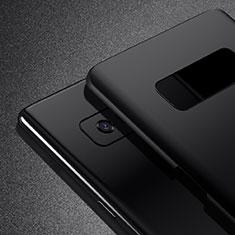 Hard Rigid Plastic Matte Finish Snap On Case M02 for Samsung Galaxy Note 8 Black