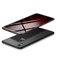 Hard Rigid Plastic Matte Finish Snap On Case M02 for Xiaomi Redmi Note 5 Pro Black