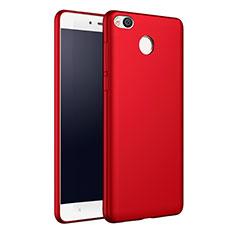 Hard Rigid Plastic Matte Finish Snap On Case M03 for Xiaomi Mi Max 2 Red