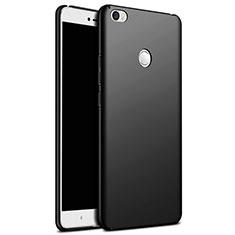 Hard Rigid Plastic Matte Finish Snap On Case M03 for Xiaomi Mi Max Black
