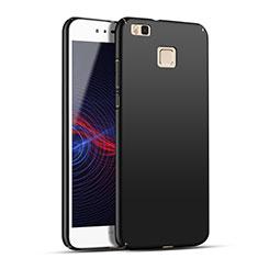 Hard Rigid Plastic Matte Finish Snap On Case M04 for Huawei G9 Lite Black