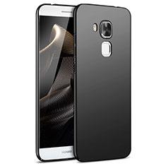 Hard Rigid Plastic Matte Finish Snap On Case M05 for Huawei G9 Plus Black