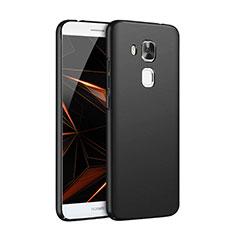 Hard Rigid Plastic Matte Finish Snap On Case M06 for Huawei G9 Plus Black