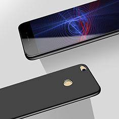 Hard Rigid Plastic Matte Finish Snap On Case M06 for Huawei GR3 (2017) Black