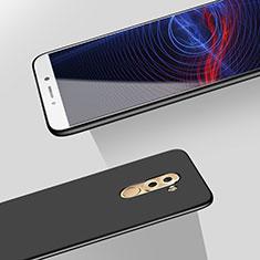 Hard Rigid Plastic Matte Finish Snap On Case M06 for Huawei GR5 (2017) Black
