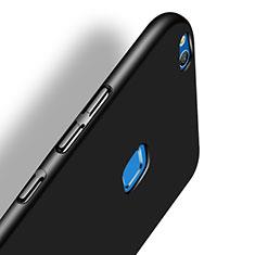 Hard Rigid Plastic Matte Finish Snap On Case M07 for Huawei GR3 (2017) Black