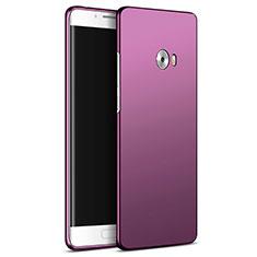 Hard Rigid Plastic Matte Finish Snap On Case M07 for Xiaomi Mi Note 2 Purple