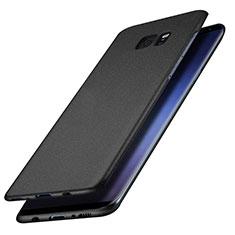 Hard Rigid Plastic Matte Finish Snap On Case M15 for Samsung Galaxy S7 Edge G935F Black