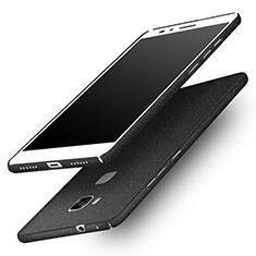 Hard Rigid Plastic Quicksand Cover for Huawei GR5 Black