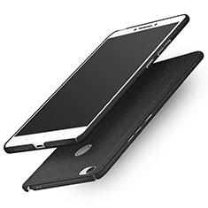 Hard Rigid Plastic Quicksand Cover for Xiaomi Mi Max Black