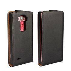 Leather Case Flip Cover Vertical for LG G Flex 2 Black