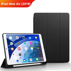 Leather Case Stands Flip Cover for Apple iPad Air 3 Black