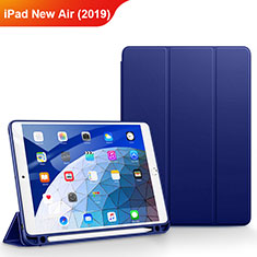 Leather Case Stands Flip Cover for Apple iPad Air 3 Blue