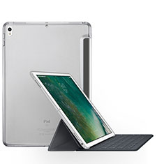 Leather Case Stands Flip Cover for Apple iPad Pro 12.9 (2017) Clear
