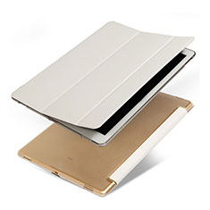 Leather Case Stands Flip Cover for Apple iPad Pro 12.9 White