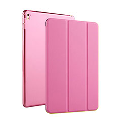 Leather Case Stands Flip Cover for Apple iPad Pro 9.7 Pink