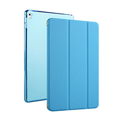 Leather Case Stands Flip Cover for Apple iPad Pro 9.7 Sky Blue