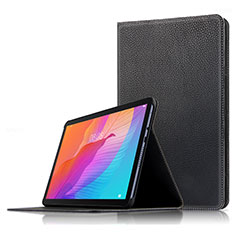 Leather Case Stands Flip Cover for Huawei MatePad T 10s 10.1 Black