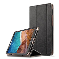 Leather Case Stands Flip Cover for Xiaomi Mi Pad 4 Black