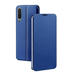 Leather Case Stands Flip Cover Holder for Huawei Honor 9X Pro Blue