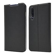 Leather Case Stands Flip Cover Holder for Xiaomi Mi 9 SE Black