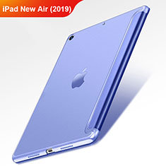 Leather Case Stands Flip Cover L01 for Apple iPad Air 3 Blue
