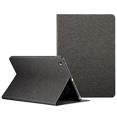 Leather Case Stands Flip Cover L01 for Apple iPad Mini 2 Black