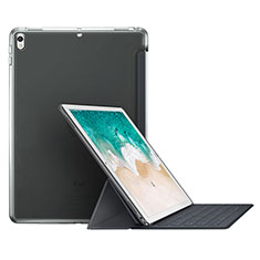 Leather Case Stands Flip Cover L01 for Apple iPad Pro 10.5 Gray