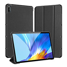 Leather Case Stands Flip Cover L01 Holder for Huawei Honor Pad V6 10.4 Black
