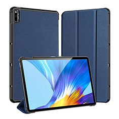 Leather Case Stands Flip Cover L01 Holder for Huawei Honor Pad V6 10.4 Blue