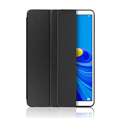 Leather Case Stands Flip Cover L01 Holder for Huawei MatePad 10.8 Black