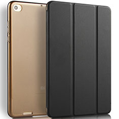 Leather Case Stands Flip Cover L02 for Xiaomi Mi Pad 2 Black
