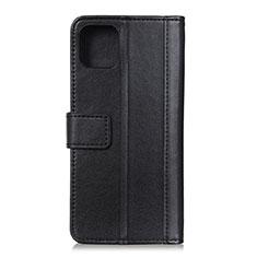 Leather Case Stands Flip Cover L02 Holder for Google Pixel 4 XL Black