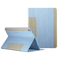 Leather Case Stands Flip Cover L03 for Apple iPad Pro 9.7 Sky Blue
