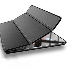 Leather Case Stands Flip Cover L03 for Xiaomi Mi Pad 3 Black