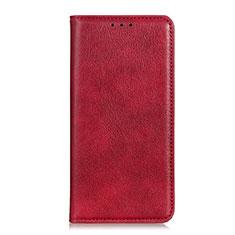 Leather Case Stands Flip Cover L04 Holder for Google Pixel 4 XL Red