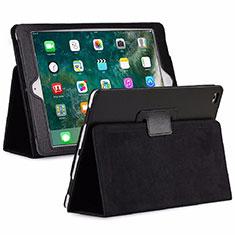 Leather Case Stands Flip Cover L04 Holder for Huawei MediaPad M6 8.4 Black