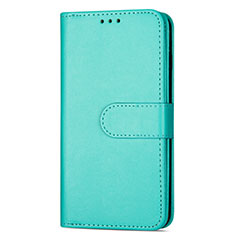 Leather Case Stands Flip Cover L04 Holder for Samsung Galaxy S20 Ultra 5G Green